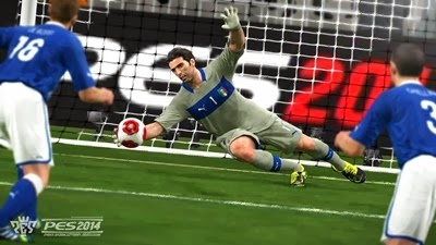 PES 2014 PC Gameplay