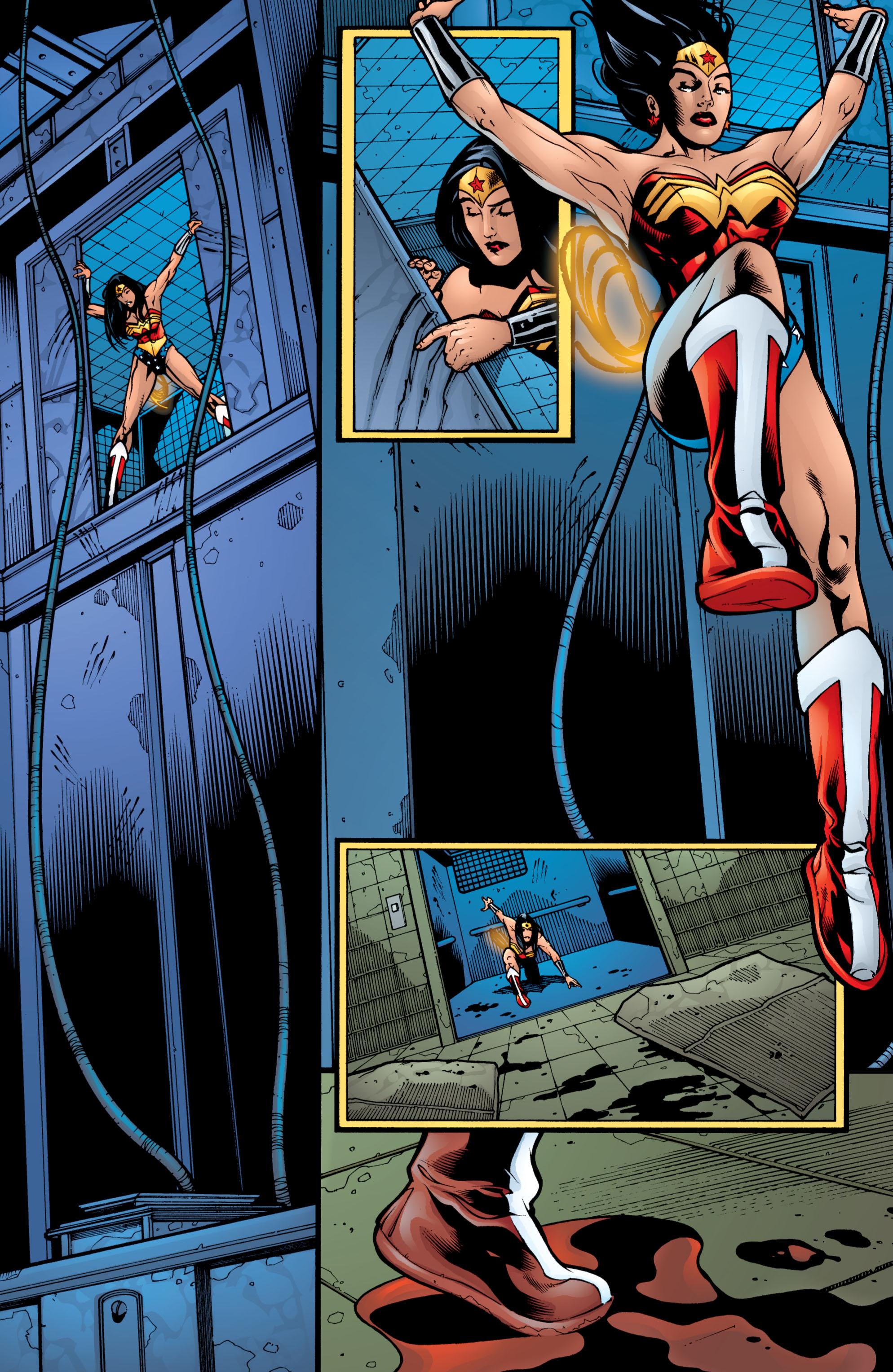 Read online Wonder Woman (1987) comic -  Issue #206 - 13