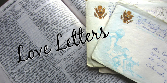 Old Love Letters from God - 1 Corinthians 13