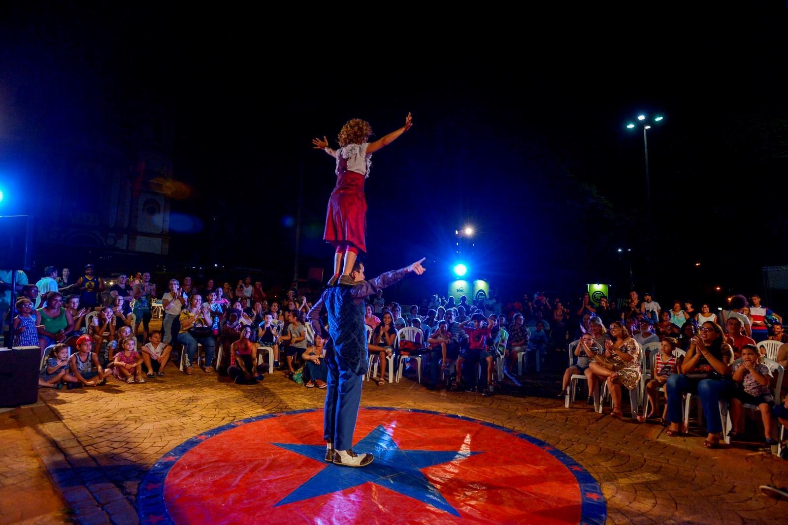 Circuito Sesc de Artes realiza 21ª edição em Barretos com sucesso de público