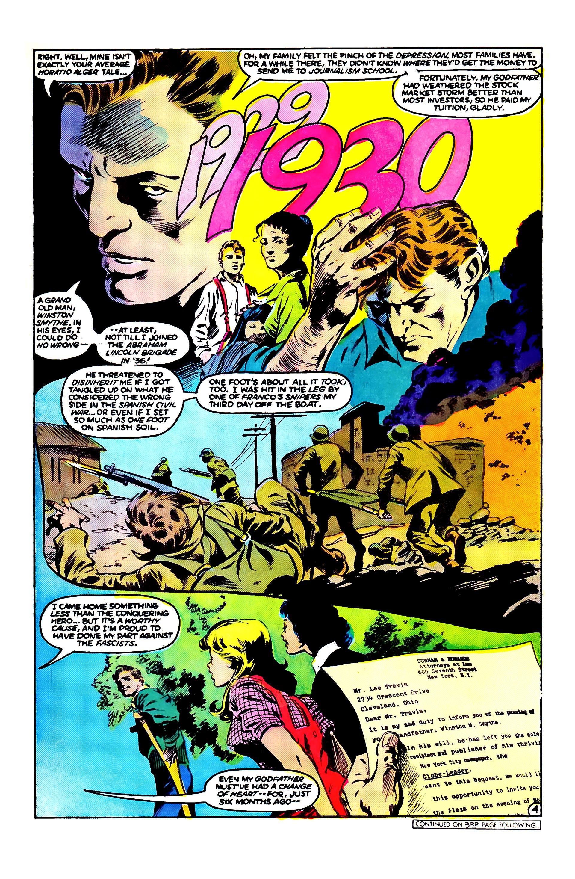 Read online Secret Origins (1986) comic -  Issue #5 - 6