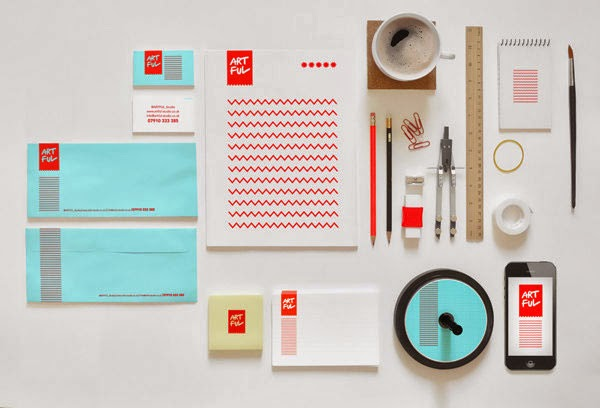 Super 35 Stationery For Brand Identity Design Inspiration - Jayce-o-Yesta WS27