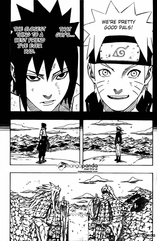 Naruto - Chapter 694
