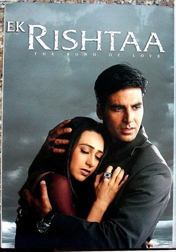 Ek Rishtaa The Bond Of Love 2001 Hindi Movie Download