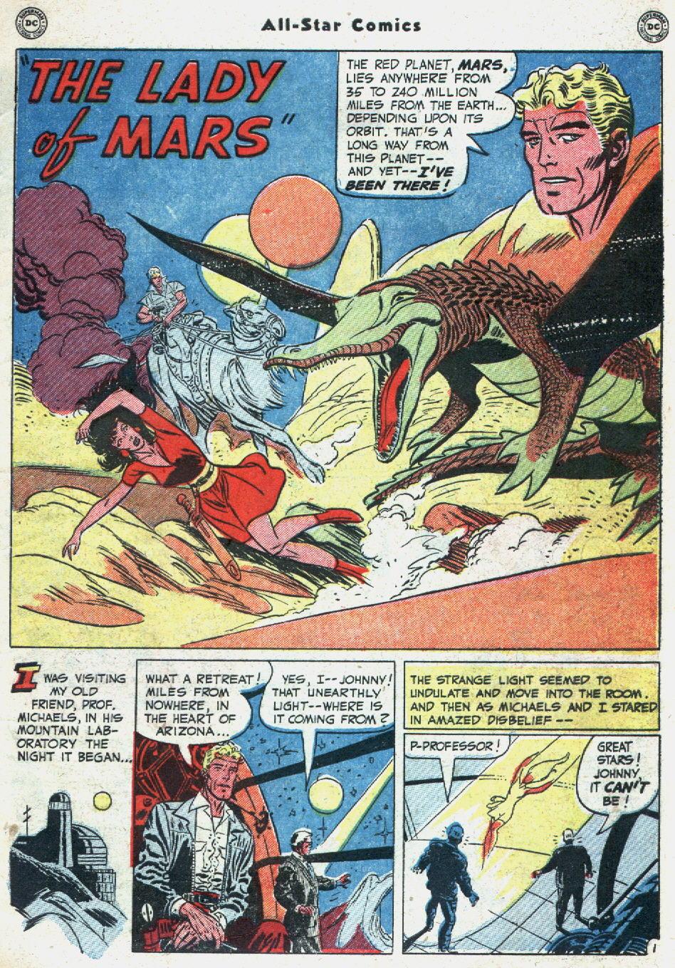 Read online All-Star Comics comic -  Issue #57 - 45