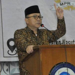 Ketua MPR: Mahasiswa Islam Harus Paling Depan Jaga Kebhinnekaan