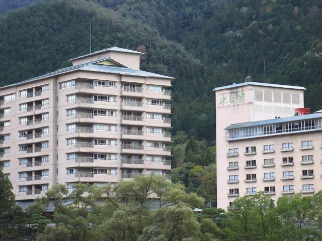 Gero Suimeikan Onsen Hot Spring Ryokan Hotel. Tokyo Consult. TokyoConsult.