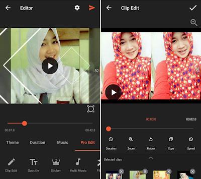 Cara Membuat Video Slide Show di Android