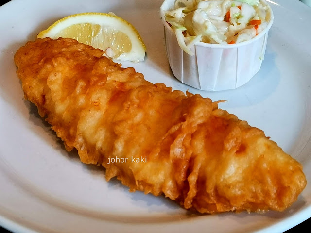 Famous Olde Yorke Fish & Chips @ Leaside. One of Toronto's Best