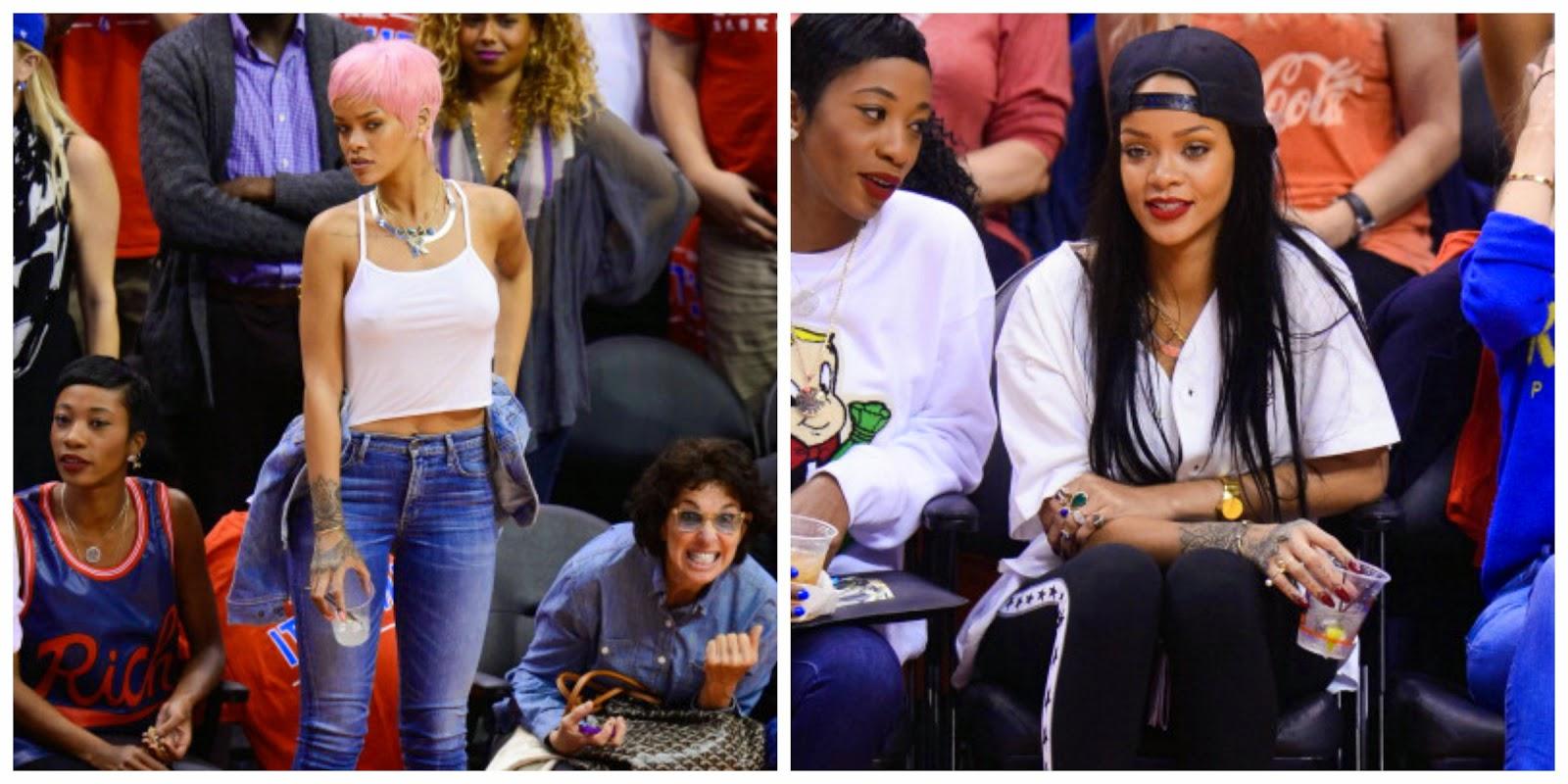 Rihanna's 2014 Fashion Takeover