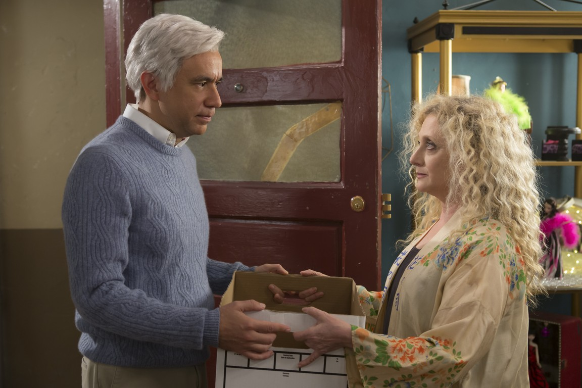 Amy Sedaris Kimmy Schmidt unbreakable kimmy schmidt - season 3 online for free - #1