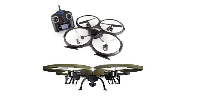 أفضل طائرة بدون طيار  (درون-Drone) للمبتدئين 2020