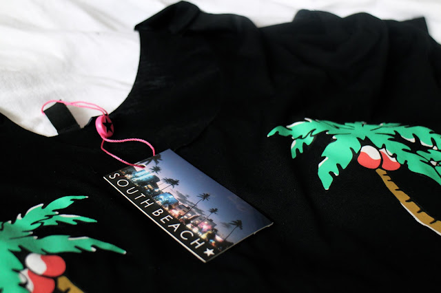 South Beach official t-shirt for holiday
