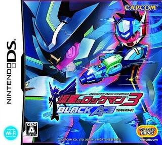 MegaMan Star Force 3: Black Ace, nds, español, mega