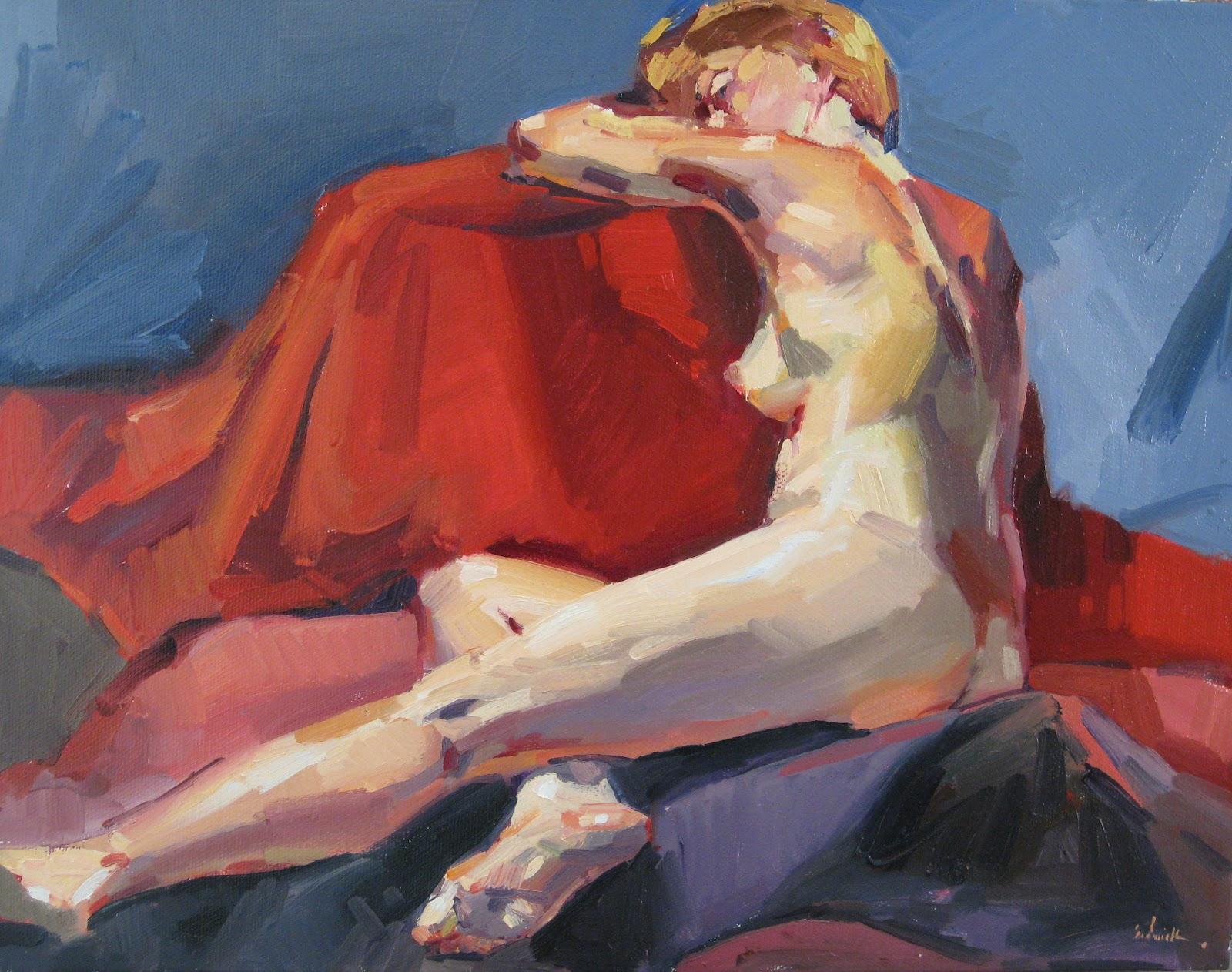 Fine Art Nude Female