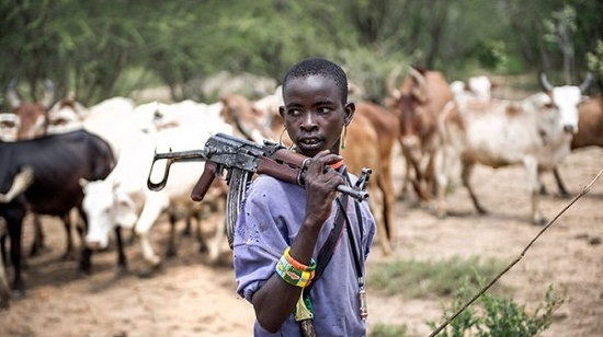BREAKING News: Fulani Herdsmen Attack Another Enugu Community