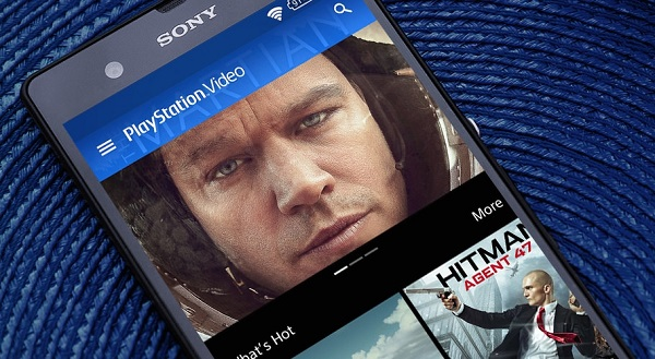 Sony launches PlayStation Video app for Android phones and tablets