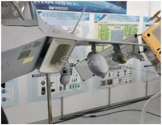 Pesawat KFX/IFX Indonesia