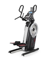 ProForm CardioHiit Elliptical Stepper Trainer, for high intensity interval training