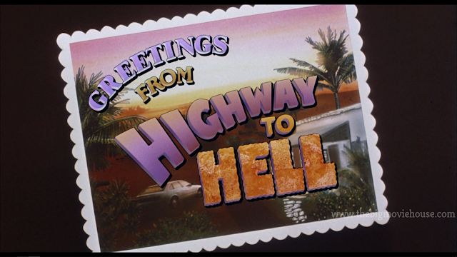 Highway to Hell title card