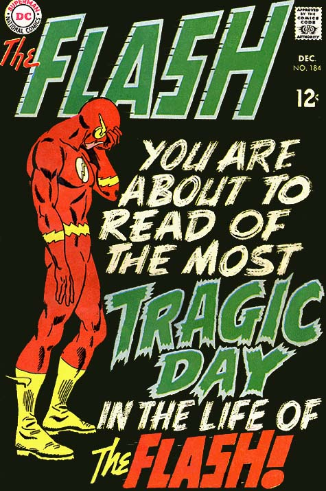 The Flash (1959) 184 Page 1