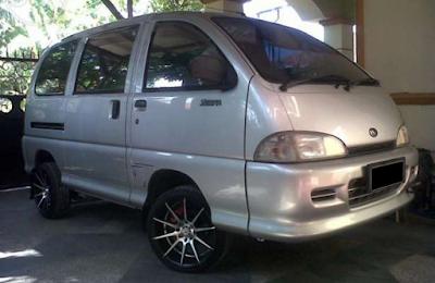 Daihatsu Espass Minibus Dijual