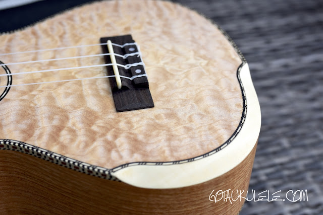 isuzi qm-t ukulele comfort edge
