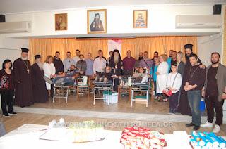 Εθελοντική Αιμοδοσία στους Ταξιάρχες Κορυδαλλού