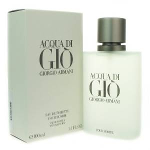 Acqua Di Gio by Giorgio Armani for Men, Eau De Toilette Spray