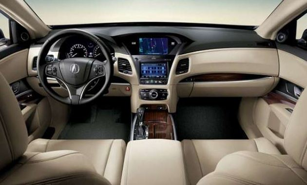 2017  interior Acura ILX Reviews
