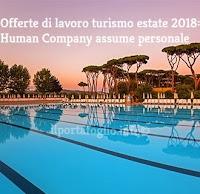 offerte di lavoro nel turismo per l'estate 2018