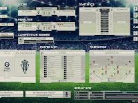 PES 2018 LaLiga 1|2|3 Scoreboard V1