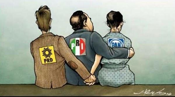 """El PRD """"Debe de desaparecer de México"""": ¿Estas de acuerdo?"""