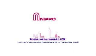 Lowongan Kerja PT Nippo Mechatronics Indonesia