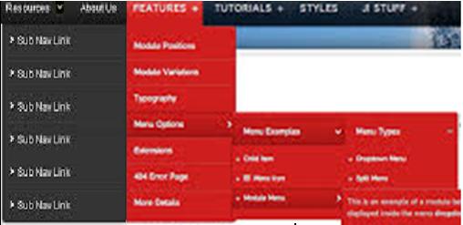 Cara Mudah Membuat Menu Dropdown Pada Toolbar