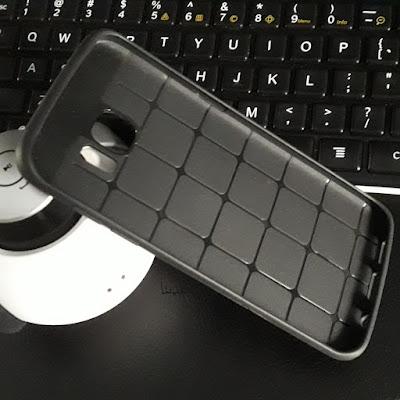 Retro-Silicon-Soft-Case-Anti-Slip-Texture-Back-Cover-Samsung-Galaxy-S7-Edge