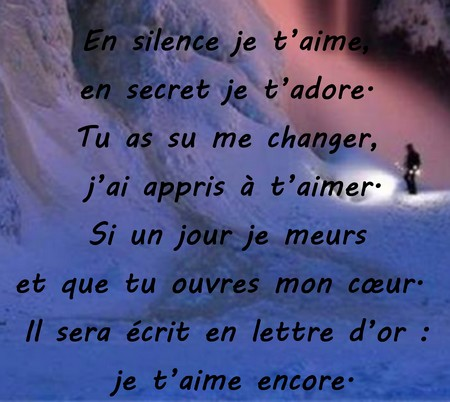 Petits Mots Damour Romantique Messages Et Sms Damour
