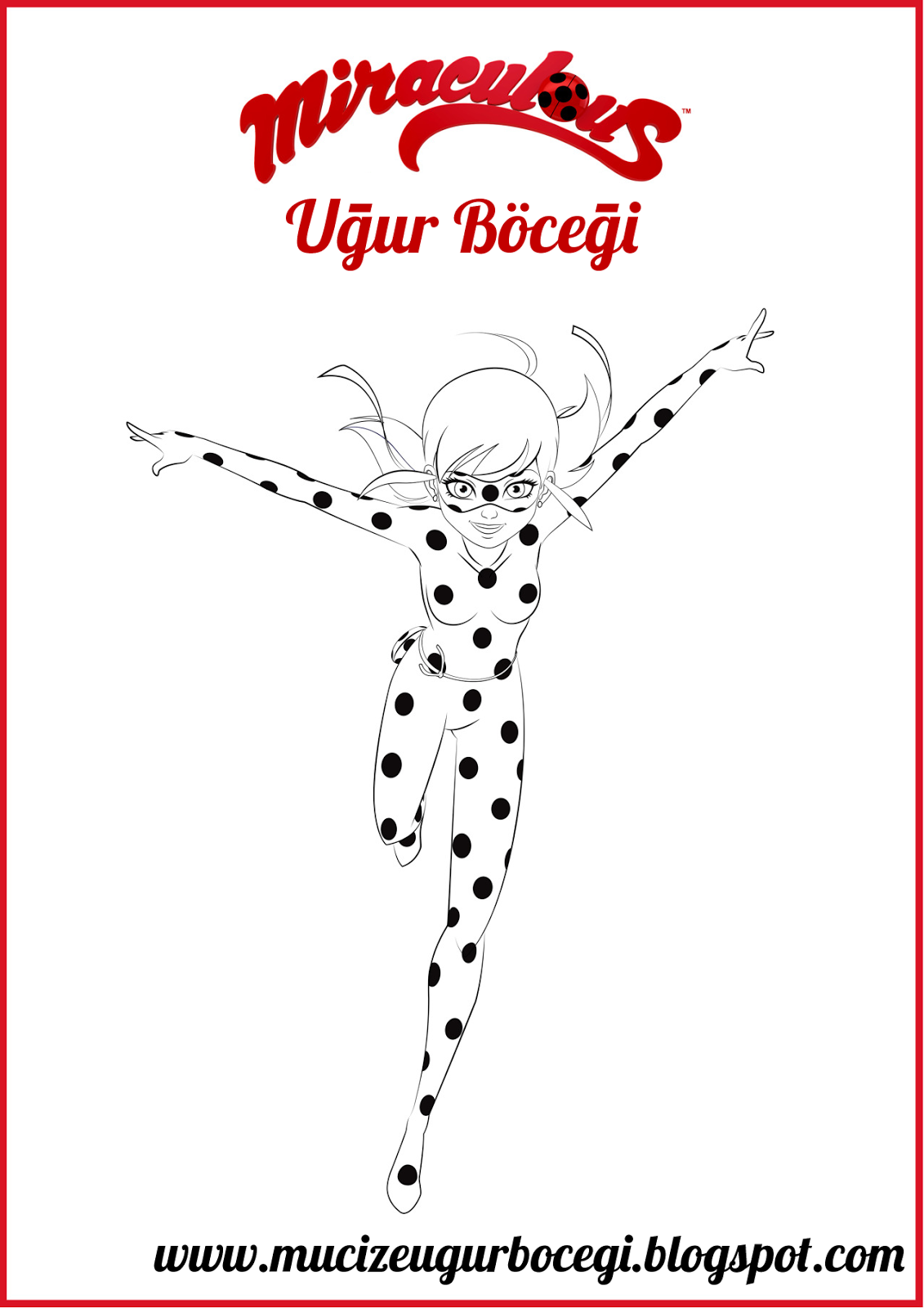 Mucize Ugur Bocegi Resmi Boyama Coloring Free To Print