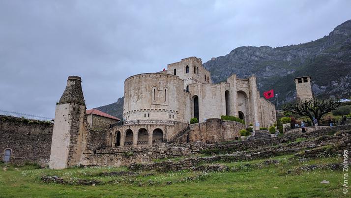 Музей в городе Круя, Албания