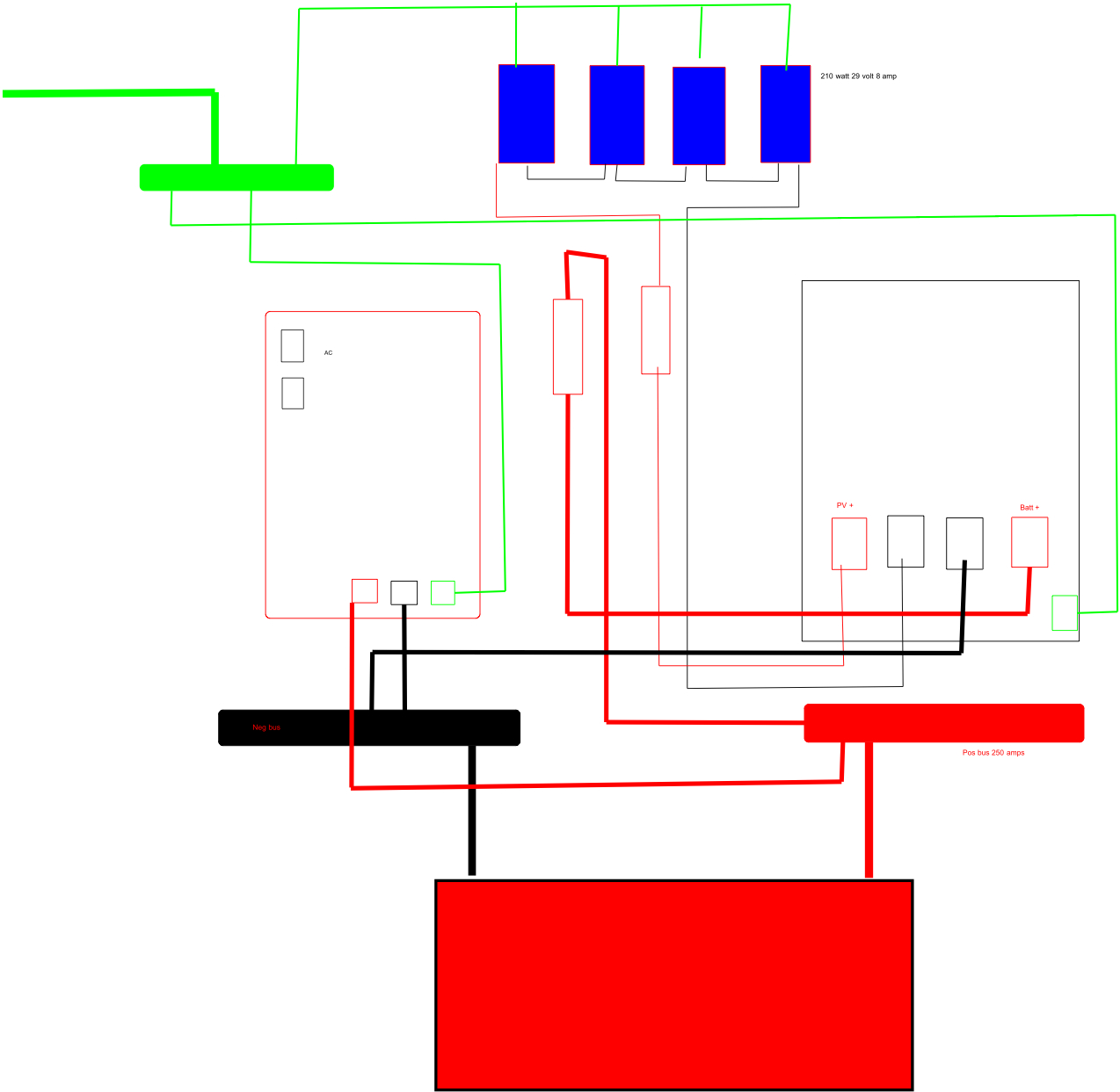 carmate trailer wiring diagram wiring diagram libraries 2013 carmate 100 solar heated and cooled over [ 1274 x 1243 Pixel ]