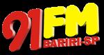 Rádio 91 FM de Bariri ao vivo