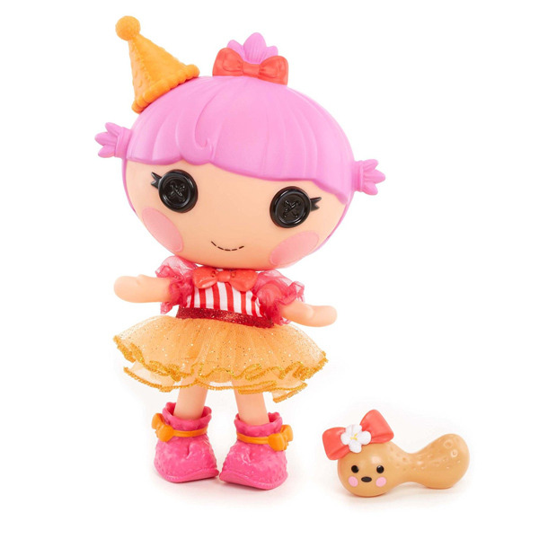 Lalaloopsy Littles Super Silly Party Doll- Squirt Lil' Top