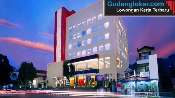 Lowongan Kerja Hotel Grand Zuri