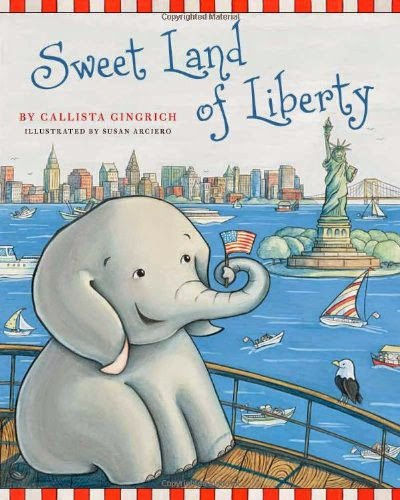 Sweet Land of Liberty, part of book review list about the United States