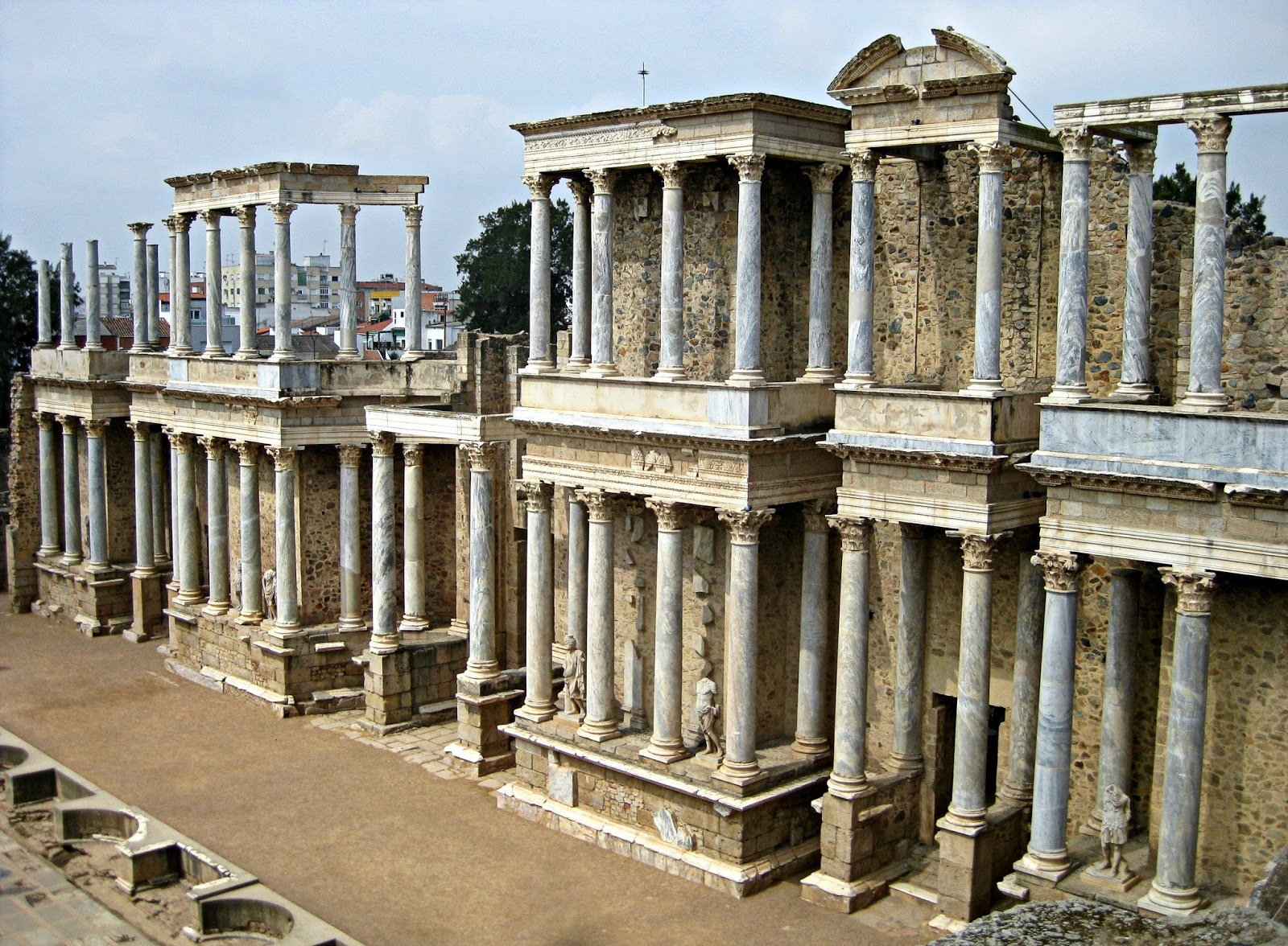 Boda Teatro Romano Merida : Las imágenes que yo veo teatro romano de mérida después