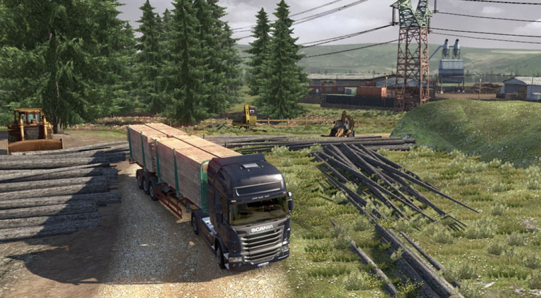 Scania truck driving simulator pc download gratis