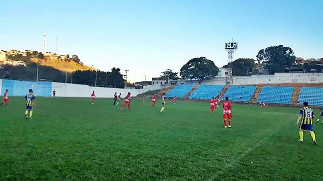Talismã e AER Industrial se preparam para a estreia no Ipatinguense 2018