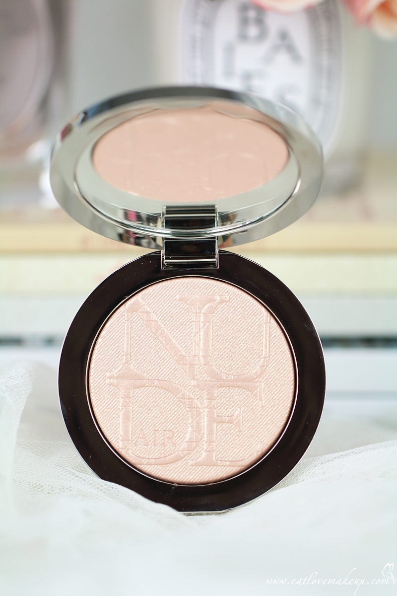 DIOR SKYLINE COLLECTION FALL 2016| Diorskin Nude Air