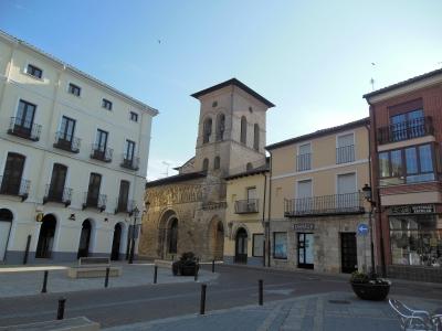 Carrion de los Condes, Meseta, Camino, Jola Stępień
