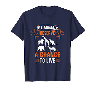 Support Animals Shirt